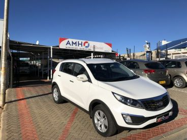 Pre-owned Kia Sportage 2.0 Ignite for sale in