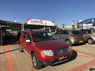 Pre-owned Renault Duster 1.5 DCI Dynamique 2x4 for sale in