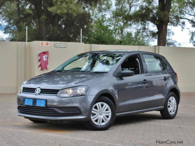 Pre-owned Volkswagen Polo TSI Trend for sale in Windhoek