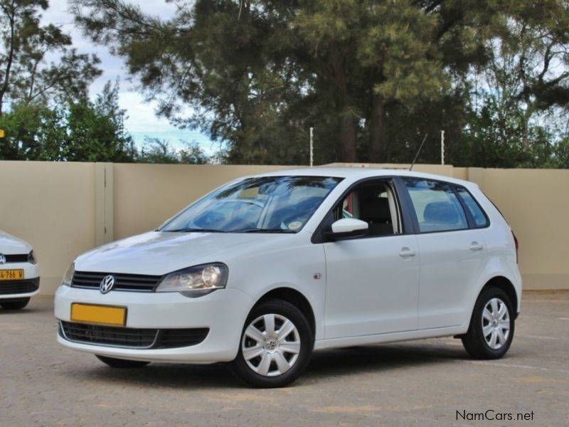 Pre-owned Volkswagen Polo Vivo Trend for sale in Windhoek