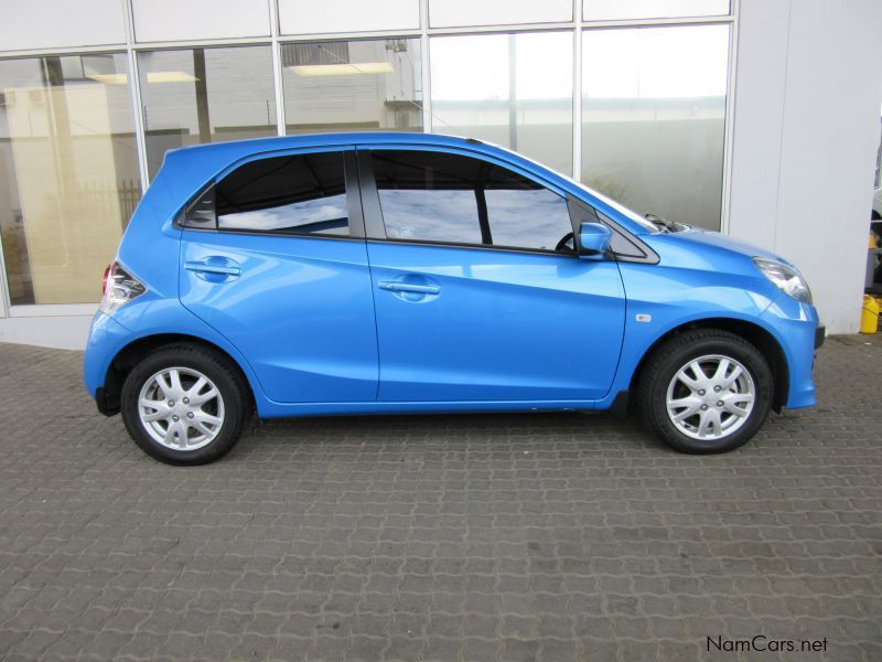 Pre-owned Honda Brio 1.2 Comfort 5dr for sale in Windhoek