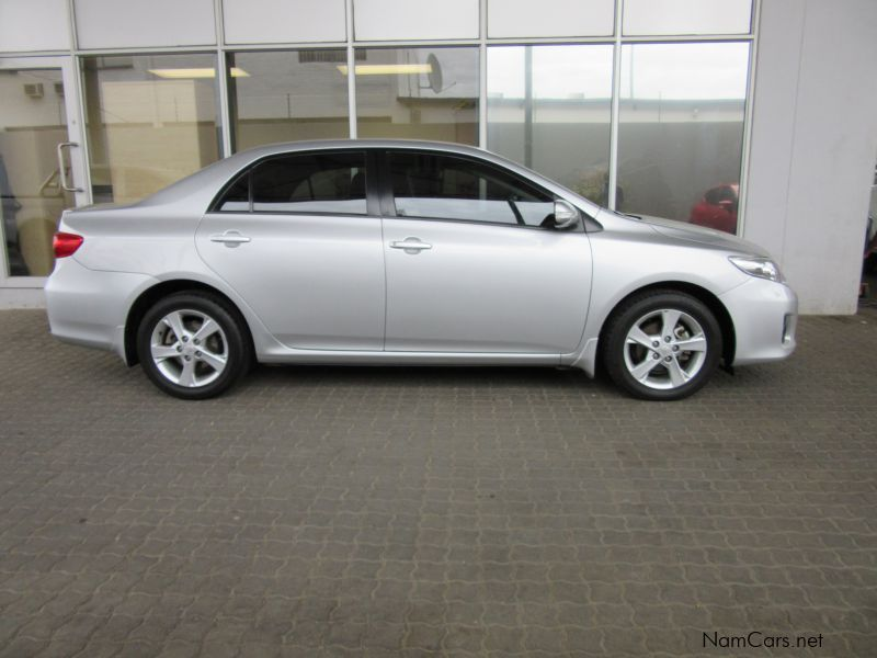 Pre-owned Toyota Corolla 1.6 Advanced for sale in