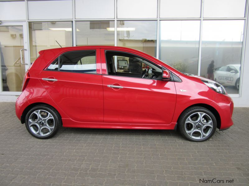 Pre-owned Kia Picanto 1.2 Ex for sale in Windhoek
