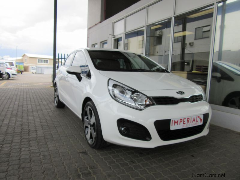 Pre-owned Kia Rio 1.4 Tec 5dr for sale in Windhoek