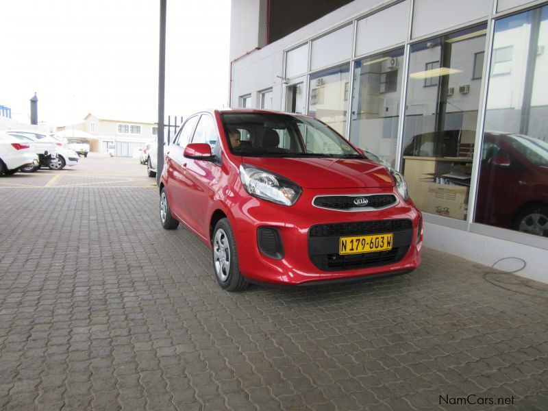 Pre-owned Kia Picanto 1.2 LS for sale in Windhoek