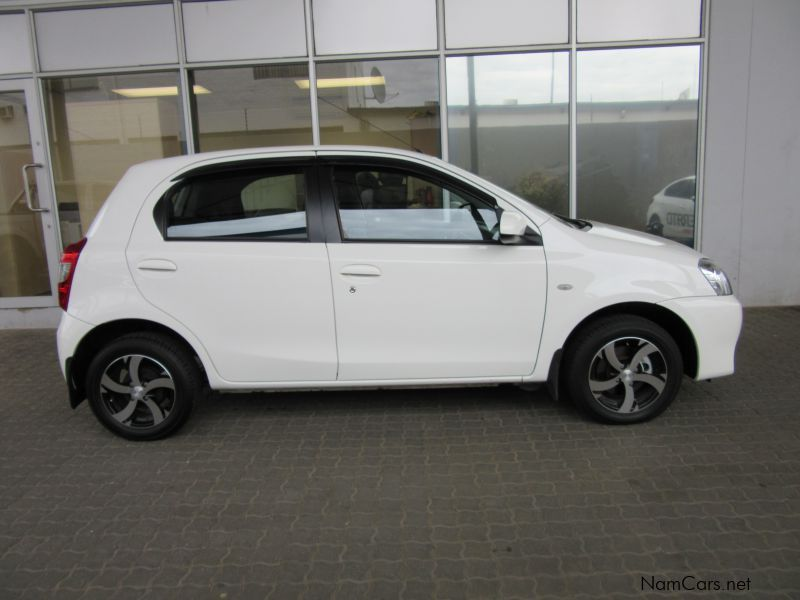 Pre-owned Toyota Etios 1.5 Xs/sprint 5dr for sale in Windhoek