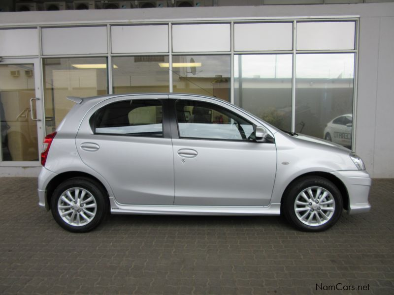 Pre-owned Toyota Etios 1.5 Sport 5dr for sale in Windhoek