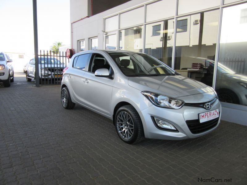 Pre-owned Hyundai I20 1.4 Fluid for sale in Windhoek