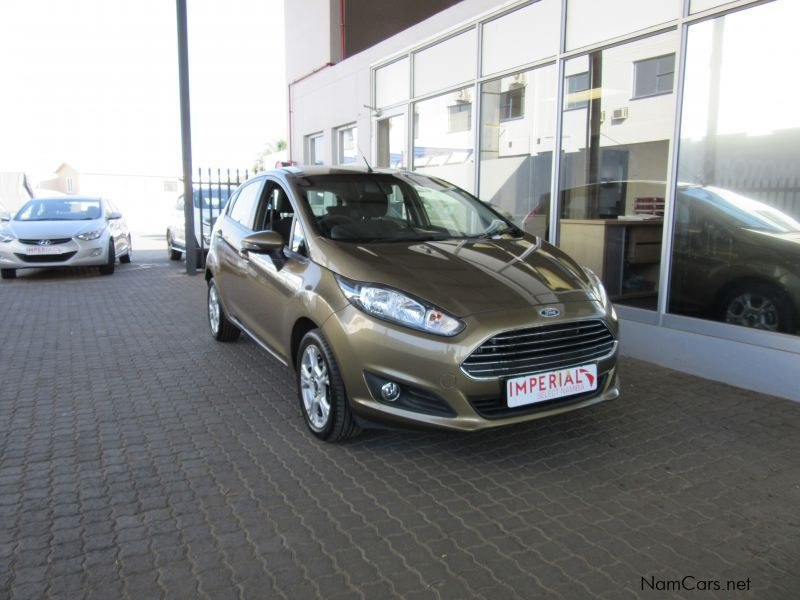 Pre-owned Ford Ford Fiesta 1.0 Ecoboost Trend for sale in Windhoek