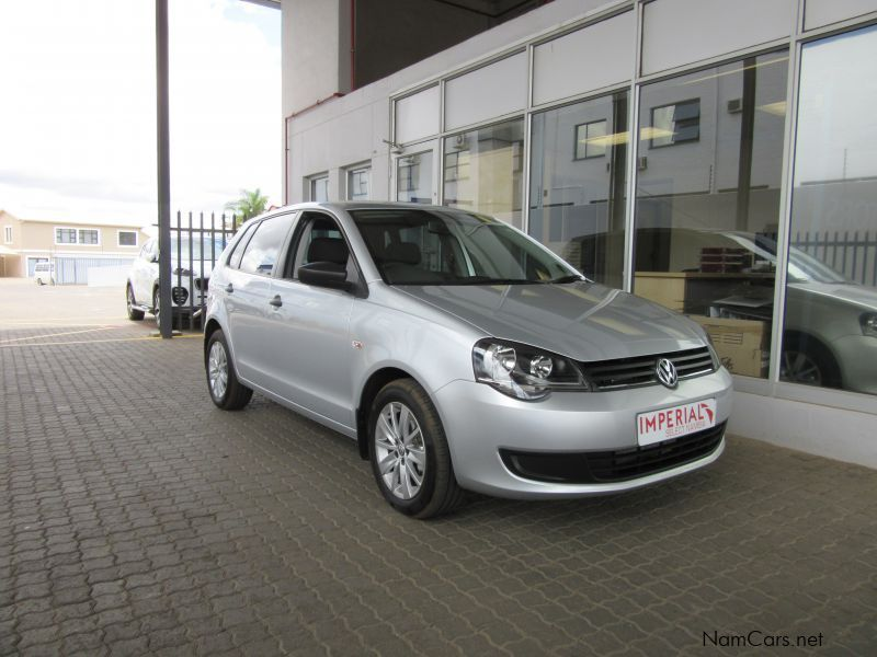 Pre-owned Volkswagen Polo Vivo Gp 1.4 Conceptline 5dr for sale in Windhoek
