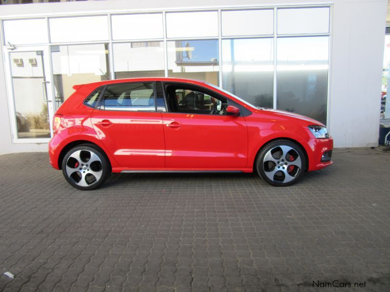 Pre-owned Volkswagen Polo Gti 1.4tsi Dsg for sale in Windhoek