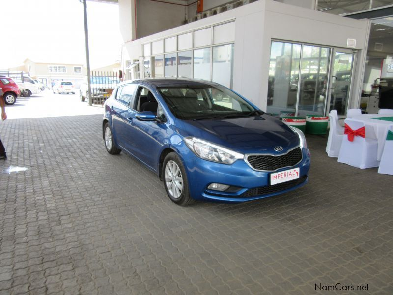 Pre-owned Kia Cerato for sale in Windhoek
