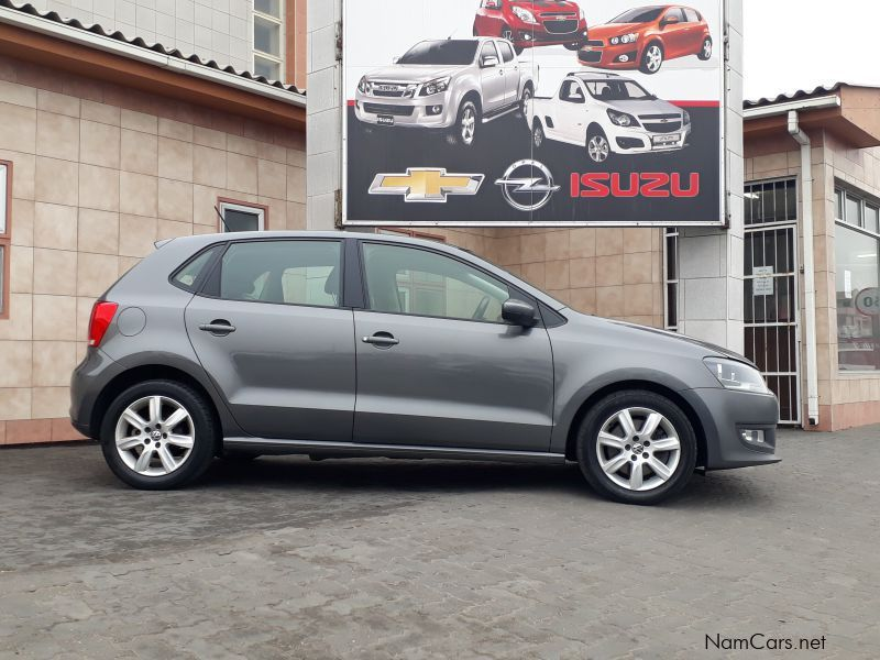 Pre-owned Volkswagen VOLKSWAGEN POLO 1.6 TDI for sale in