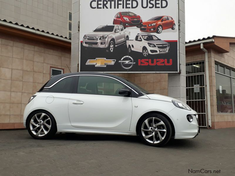 Pre-owned Opel 0PEL ADAM 1.0T JAM for sale in