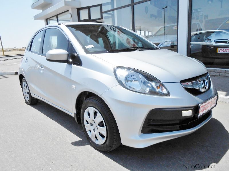 Pre-owned Honda Brio 1.2 Comfort HB for sale in Swakopmund