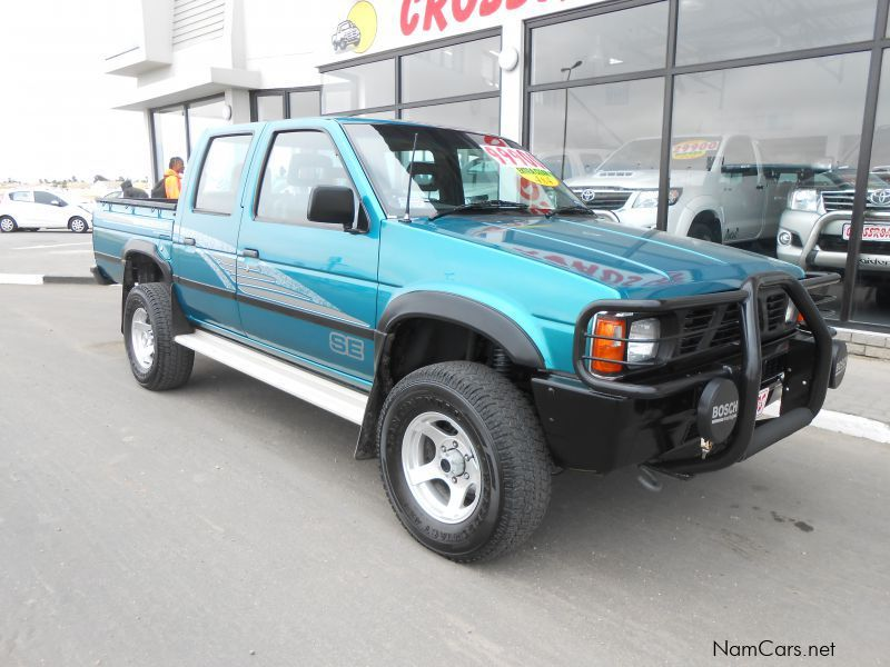 Pre-owned Nissan HARDBODY 3.0 V6 for sale in