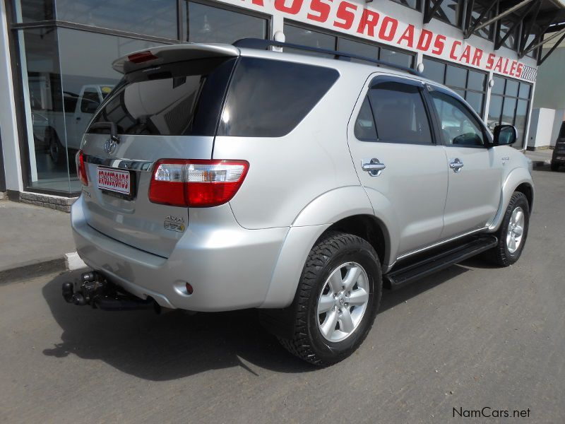 2009 Toyota Fortuner 3 0 D4d 4x4 Diesel Car Photos