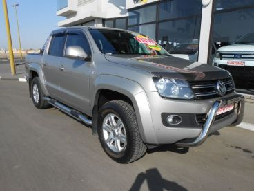 Pre-owned Volkswagen Amarok 2.0tdi D/C 4Motion 132 kw for sale in