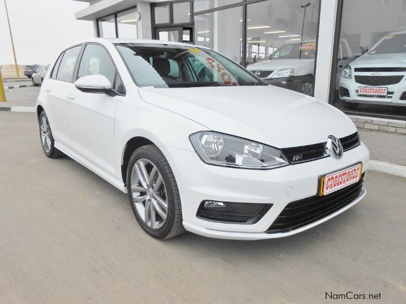 Pre-owned Volkswagen Golf 6 1.4 TSi C/L RLine HB for sale in