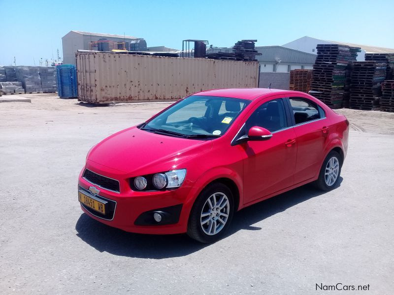 Pre-owned Chevrolet Sonic 1.6 GL A/T for sale in