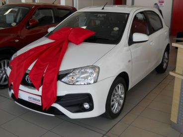 Pre-owned Toyota Etios 1.5 XS Sprint for sale in