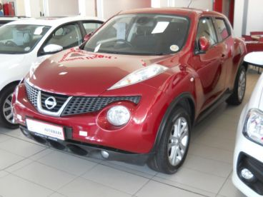 Pre-owned Nissan Juke 1.6 for sale in