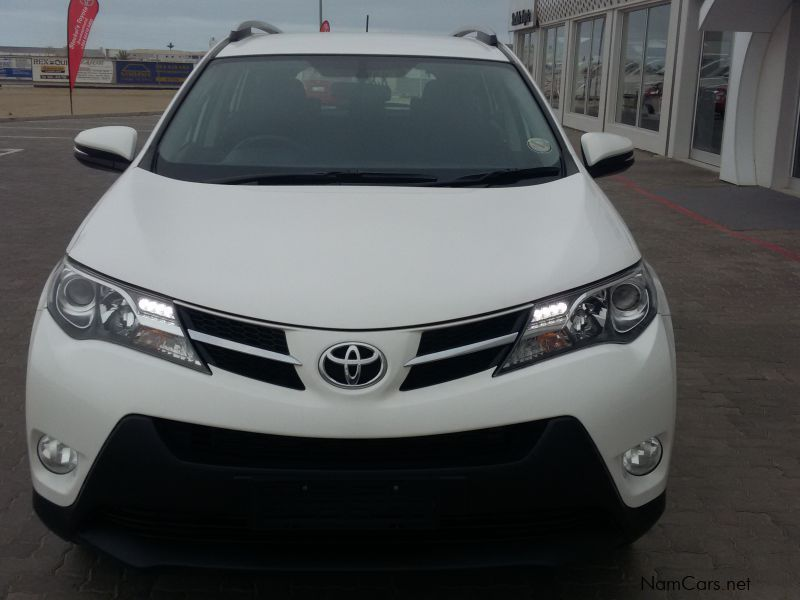Pre-owned Toyota Rav4 2.0 GX CVT for sale in
