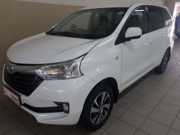 Pre-owned Toyota AVANZA 1.5 TX for sale in
