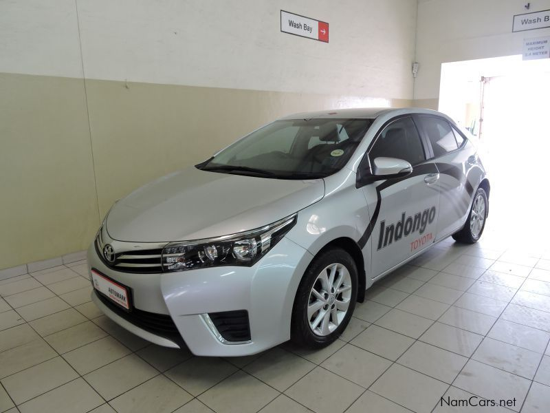 Pre-owned Toyota Corolla 1.8 Prestige for sale in