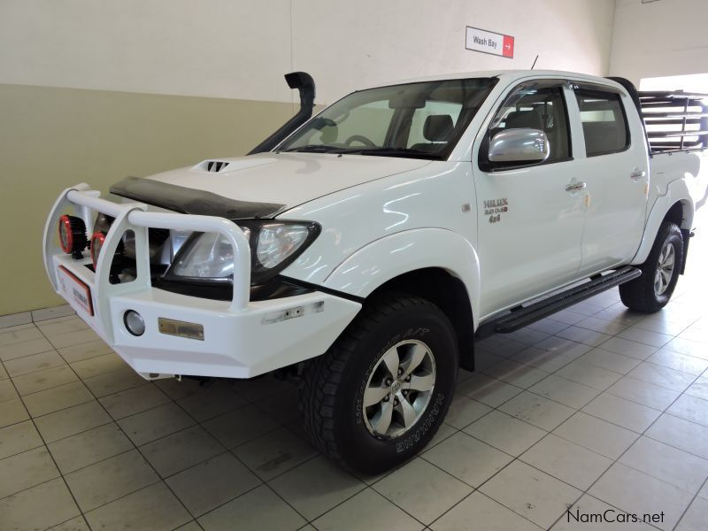Pre-owned Toyota HILUX 3.0 D-4D 4X4 P/U D/C for sale in