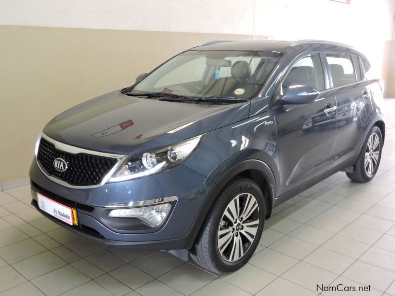 Pre-owned Kia Sportage 2.0 AWD for sale in