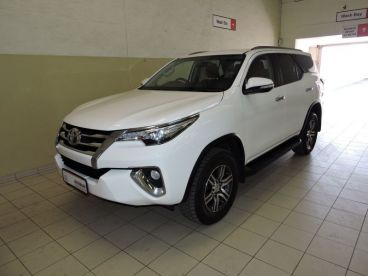 Pre-owned Toyota FORTUNER 2.8 GD-6 4X4 6MT for sale in
