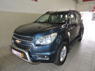 Pre-owned Chevrolet Trailblazer 2.8 ltz 4x4 for sale in