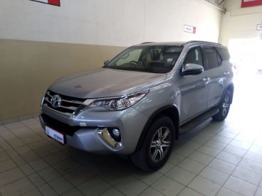 Pre-owned Toyota FORTUNER 2.4 GD-6 RB AT for sale in