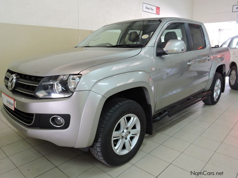 Pre-owned Volkswagen VOLKSWAGEN AMAROK 2.0 BiTDi HIGHLINE 4MOTION D/C P/U for sale in