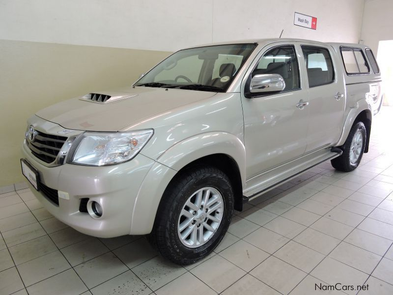 Pre-owned Toyota HILUX D/C 2.5D-4D  RAIDER RB for sale in