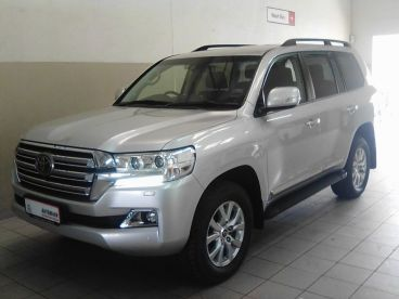 Pre-owned Toyota Landcruiser 200 4.5 V8 for sale in