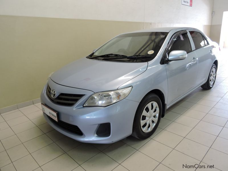 Pre-owned Toyota Corolla 1.6 Professional for sale in