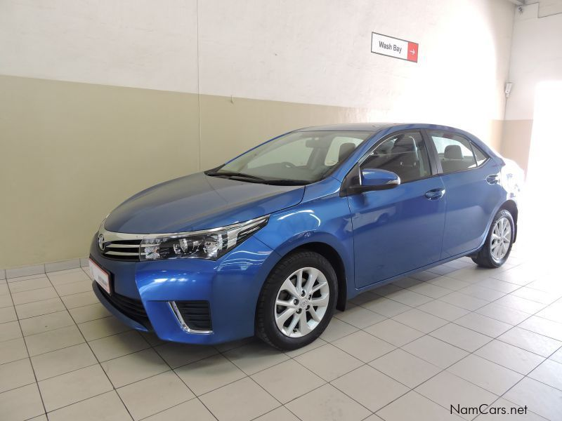 Pre-owned Toyota Corolla 1.6 Pristege for sale in