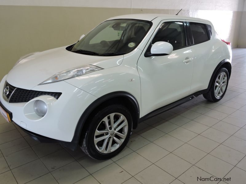 Pre-owned Nissan JUKE 1.6 ACENTA for sale in