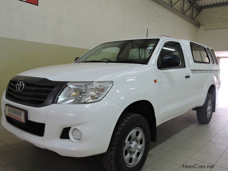 Pre-owned Toyota HILUX 2.5D-4D SRX for sale in Walvis Bay