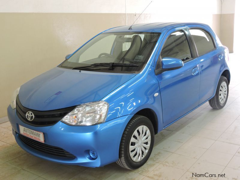 Pre-owned Toyota ETIOS 1.5 Xi for sale in Walvis Bay