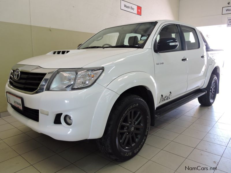 Pre-owned Toyota HILUX 3.0 D-4D 4X4  D/C DAKAR for sale in