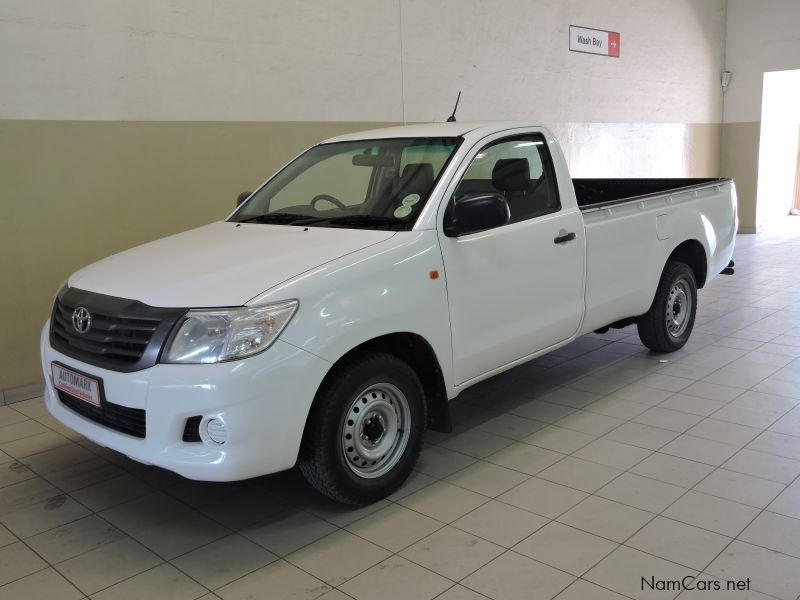 Pre-owned Toyota HILUX 2.5D-4D P/U S/C for sale in Walvis Bay
