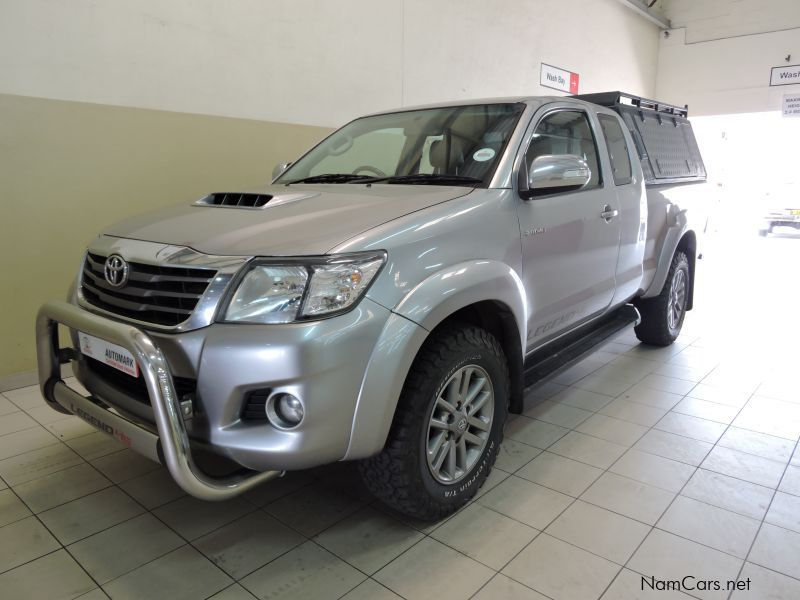 Pre-owned Toyota Hilux 3.0L LEGEND 45 E/Cab D-4D for sale in