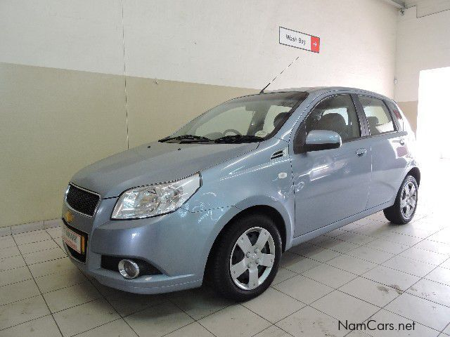 Pre-owned Chevrolet AVEO LS 1.6 for sale in