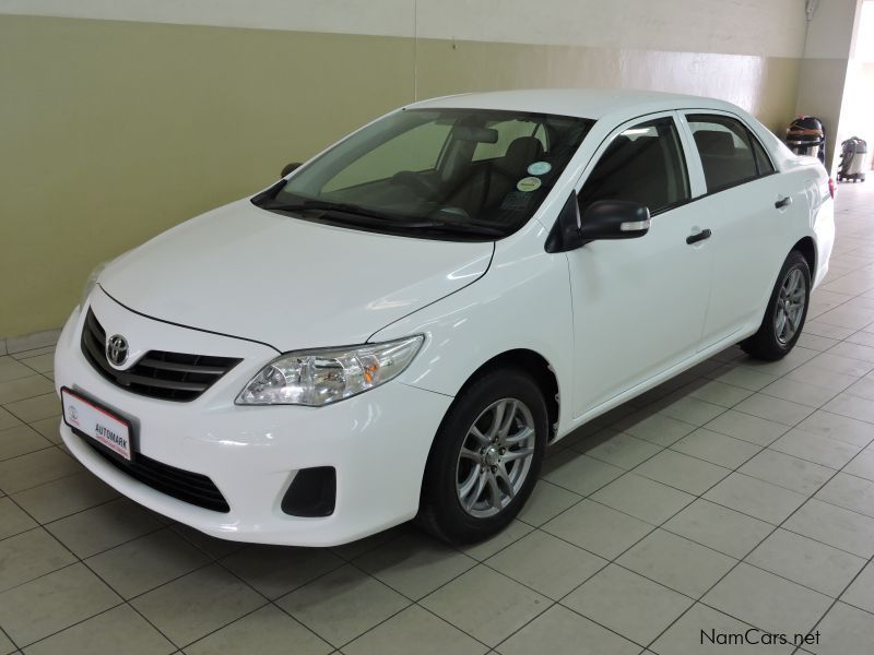 Pre-owned Toyota COROLLA 1.3 Prof for sale in