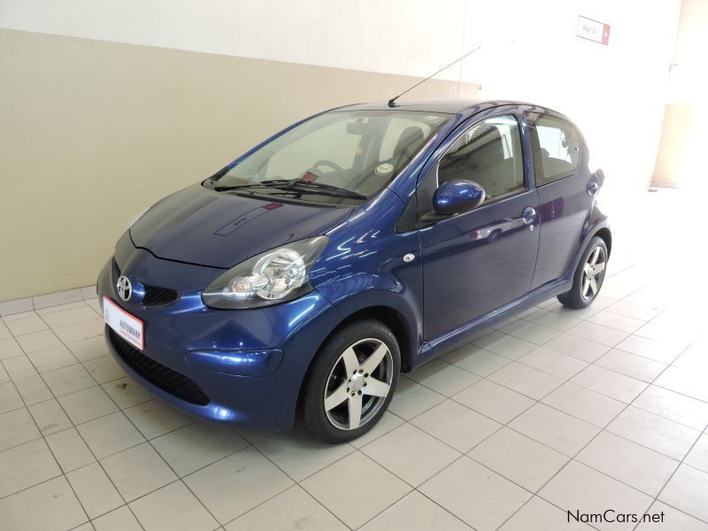 Pre-owned Toyota Aygo 1.0 Fresh 5DR for sale in