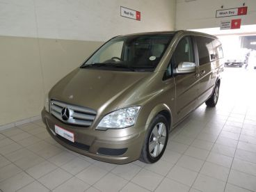 Pre-owned Mercedes-Benz Viano 3.0 CDi Trend for sale in