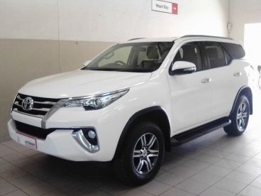 Pre-owned Toyota Fortuner 2.8 GD-6 A/T 4x4 for sale in